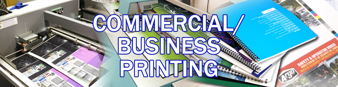 Commercial/Business Printing
